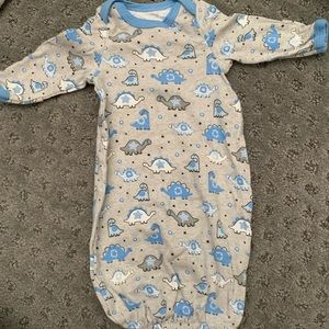 Carter's preemie night gown